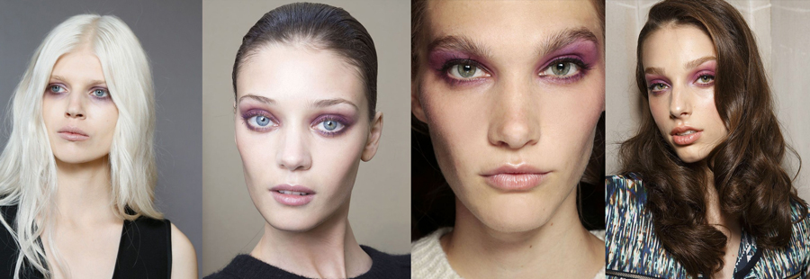 SS15 Beauty Trend | Purple Peepers