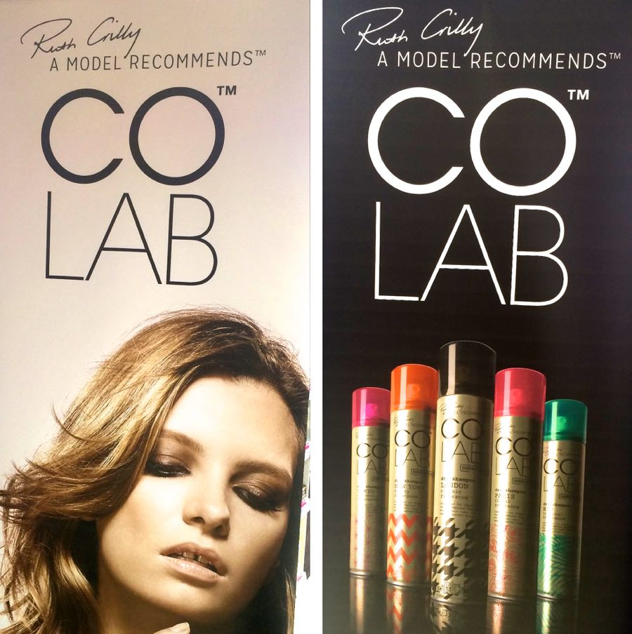 A Model Recommends | COLAB Dry Shampoo Blogger Event