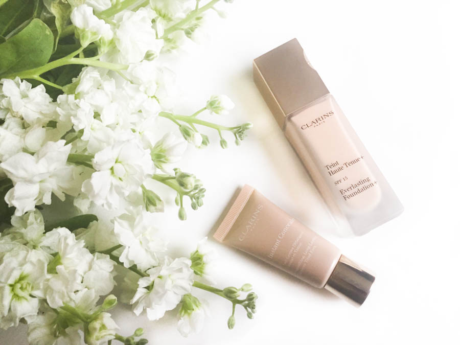 Clarins Foundation & Concealer Review
